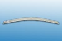 Thermoplastische Blattfeder hergestellt im T-RTM Verfahren, © Fraunhofer ICT