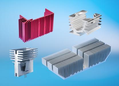 Profilkühlkörper von CTX – die Allrounder unter den Kühllösungen für Leistungselektronik