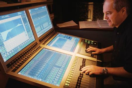 Martin Lukesch, Head of sound and multimedia