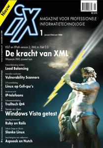 Das Titelbild der iX Holland