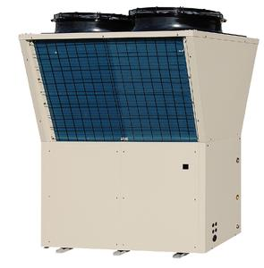Environmentally friendly and efficient: the ECO-cute heat pump uses the natural refrigerant CO2 (R744), which has a very low global warming potential.
