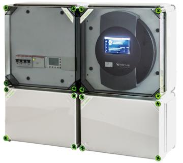 Solar-Log™ Hybrid eControl-Box –reduce diesel consumption and CO2 emissions