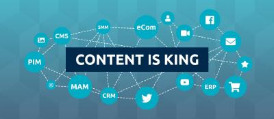 infolox content is king