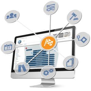 SharePoint Portal auf QUAM Basis