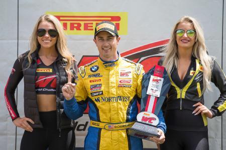 Dane Cameron, Turner Motorsport, Pirelli World Challenge, Lime Rock Park