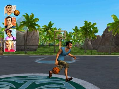 Sports Party basketball