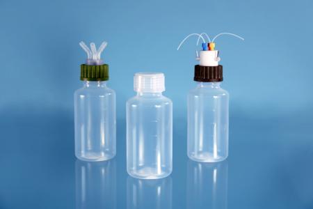 GL45-Flaschen aus hochreinem PFA-Kunststoff