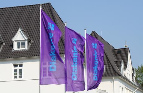 Das Diakonische Werk Schleswig-Holstein in Rendsburg ist der Dachverband der Diakonie in Schleswig-Holstein.