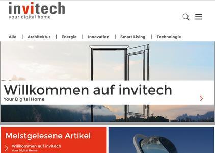 Screenshot.invitech