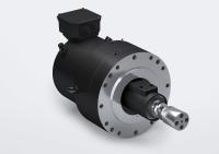 Der elektrische Auswerferantrieb DSC1-135 hat eine spezielle Sonderlagerung zur Kompensation axialer Kräfte und besticht durch sehr gute dynamische Eigenschaften