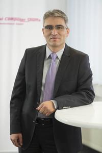 Yahya Altin ist neuer Geschäftsführer der ICS