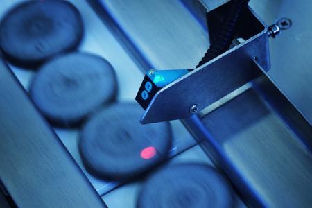Industrielle Bildverarbeitung & Sensorik