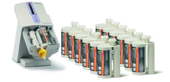 xantasil® FastSet Dynamix speed: Schneller mischen – Zeitvorteile nutzen