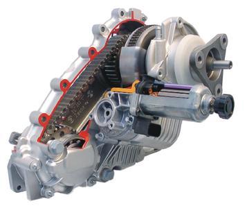 Magna Getriebe