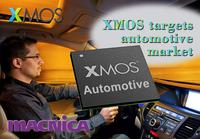 XMOS nimmt 8-Milliarden-Dollar-Automotive-Mikrocontroller-Markt ins Visier