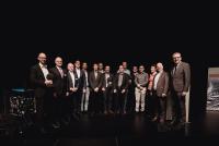 Preisverleihung des MEXI 2018 (Foto: Stadt Mannheim/Fotograf Sebastian Weindel)