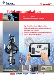 Hightech-Produkte für die Telekommunikation