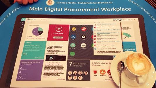 Create your digital Procurement Workplace