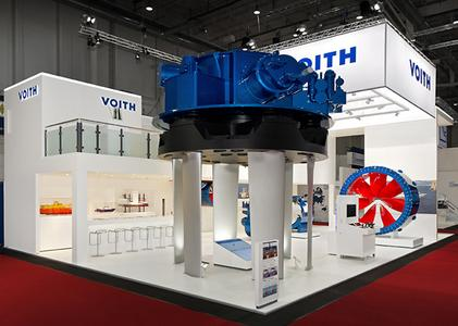 Voith auf der SMM: The Future of Propulsion
