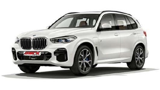 BMW X5 G05 mit MaxSensor MX001A