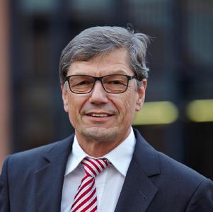 Professor Jürgen Schnell / Foto: TU Kaiserslautern