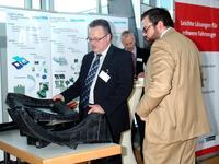 Das Programm des 6. Landshuter Leichtbau-Colloquiums am am 27. und 28. Februar 2013 wird durch eine Ausstellung komplettiert.