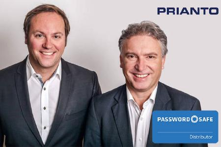 Prianto ist neuer Password Safe Distributor