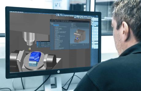 Anwender definieren im CAM-System schnell und einfach realitätskonforme Spannsituationen©
