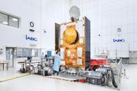 Sentinel-6/Jason-CS Satellite on IABGs 320kN Multi Shaker