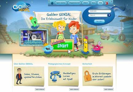Galileo GENIAL - Die Erlebniswelt für Kinder