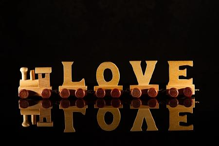 Valentins-Tag - der Tag der Liebenden und Verliebten...