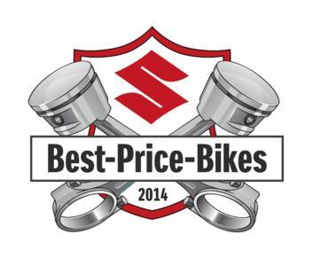 Suzuki Top-Bikes zu Top-Preisen