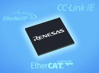 Renesas Electronics Europe präsentiert neue Low-Power, High-Speed Industrial Ethernet Controller