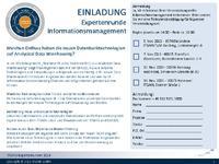 Anmeldung ITGAIN Expertenrunde November 2013