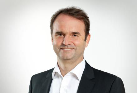 Dr Mirko Lehmann (49) will be the new managing director of Endress+Hauser Flow