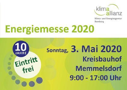 Energiemesse in Bamberg 2020