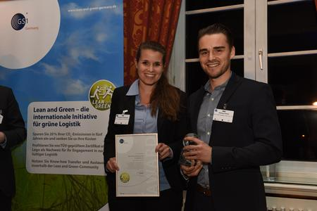 BLG Handelslogistik erhält Lean and Green Award