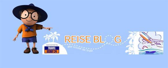 Logo Reise-Weblog & Trvelscout24