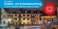 """18. Fachtagung """"Straßen- und Außenbeleuchtung 2020"""""""