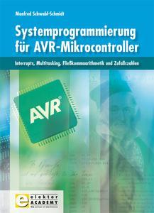 Systemprogrammierung für AVR-Mikrocontroller - Buchcover