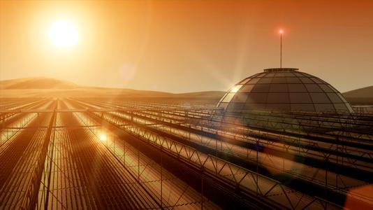 Sunset SolarIslands