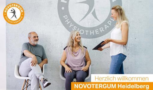 NOVOTERGUM, Physiotherapie, Heidelberg, Therapie