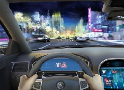 Road Database: Future advanced driver assistance systems will build specifically on the very precise road information of the road database