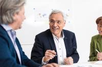 Dr. Thomas Waibel (CEO) in den Ruhestand verabschiedet