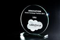 Der Salesforce Innovation Award für USU