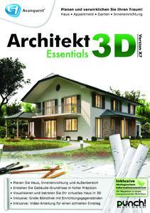 Ideal für die Planung der eigenen vier Wände: Architekt 3D X7 (Essentials)