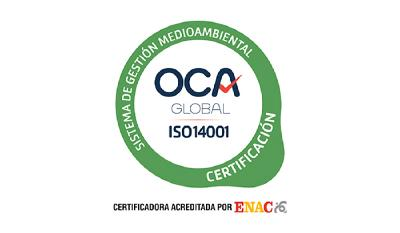 Laboratorio Control obtains ISO 14001 Certification
