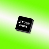 Buck-Boost DC/DC uModule Regulator Uses Few Components & Dissipates Less than 2.4W at 60WOUT