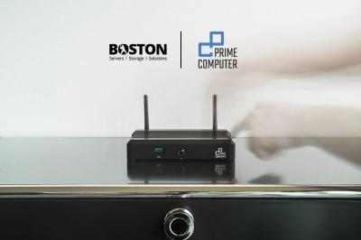 Boston Server & Storage Solutions und Prime Computer starten Partnerschaft