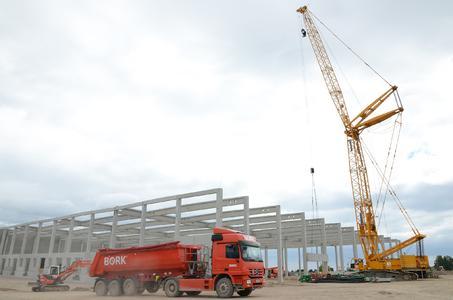 Warehouse Management bei Bosch